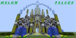 The Melon Palace Minecraft Map & Project
