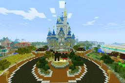 Fire City Minecraft Map & Project