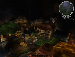 Cities of Dalamar: Tranquil Cavern Minecraft Project
