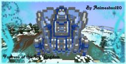 Ice Fortress~αᾔḯღ℮ Minecraft Map & Project