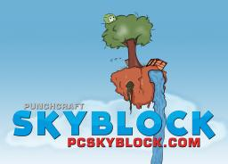 Punchcraft Skyblock Minecraft Server