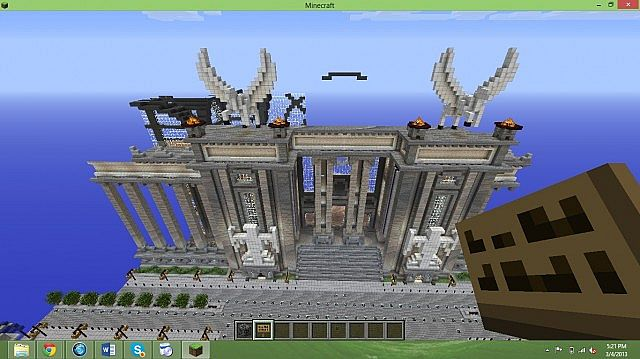 our brand new server if you like this spawn please donate to help future developement!!