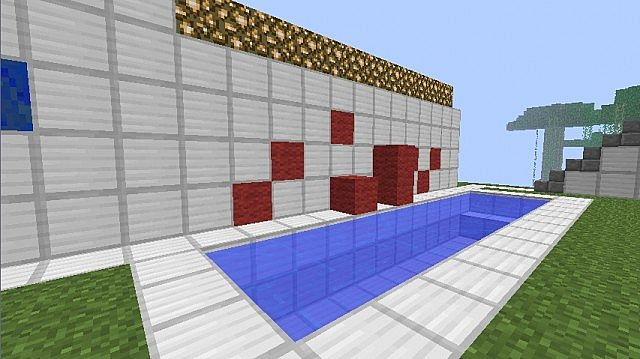 Mini Wipeout Map Minecraft Project