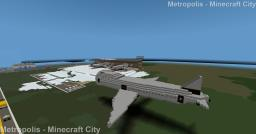 Airplane Minecraft Project