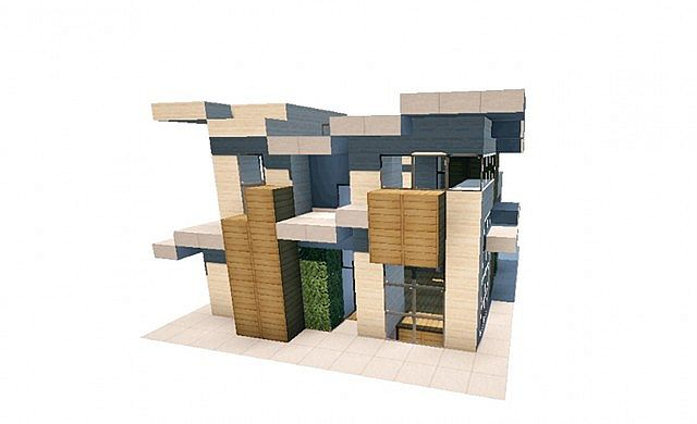 zenoidas. modern survival 10x10 house bundle   9 houses Minecraft Project
