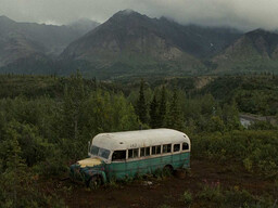 Into the Wild Bus Minecraft Map & Project