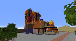 Disneyland Resort Minecraft Map & Project
