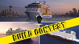 NauticalCraft | Cruise Ship Build Contest! Minecraft Blog