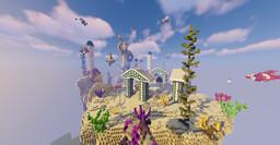 Atlantis HUB 250x250 Minecraft Map & Project