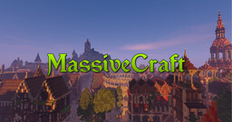 MassiveCraft - Roleplay & Factions Server Minecraft Server