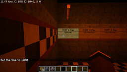 Ultimate FNAF Map Minecraft Map & Project