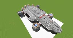 OSIRIS 023-ART Minecraft Map & Project