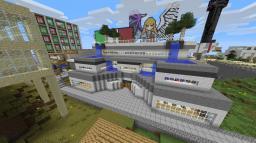 Citycraft Minecraft Map & Project