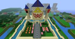 Legend of Zelda: A Block to the Past Minecraft Map & Project
