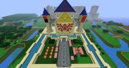 Legend of Zelda: A Block to the Past Minecraft