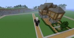 manor/ house Minecraft Map & Project