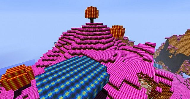 Mushroom Islands Biome