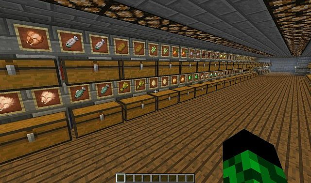sorting machine minecraft