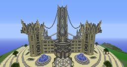 Sand Castle Minecraft