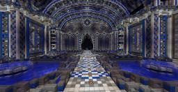 Lazuli Temple - BLM Spawn Contest Minecraft