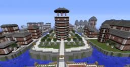 Brick Town - BeastsMC Architect World Minecraft Project