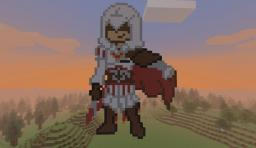 Ezio auditore AC2 Minecraft Map & Project