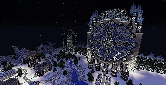 Minecraft Winter Palace Related Keywords - Minecraft ...