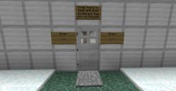Saw Horror House - Moving Walls Minecraft Map & Project