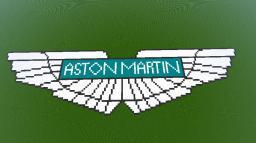 Aston Martin Logo Minecraft Map & Project