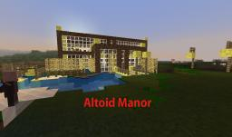 Atloid Manor (30 subs special!!!) Minecraft Map & Project