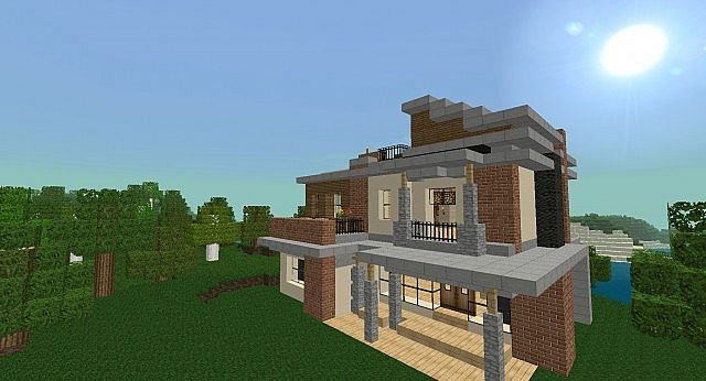 Guava A Suburban House Minecraft Project