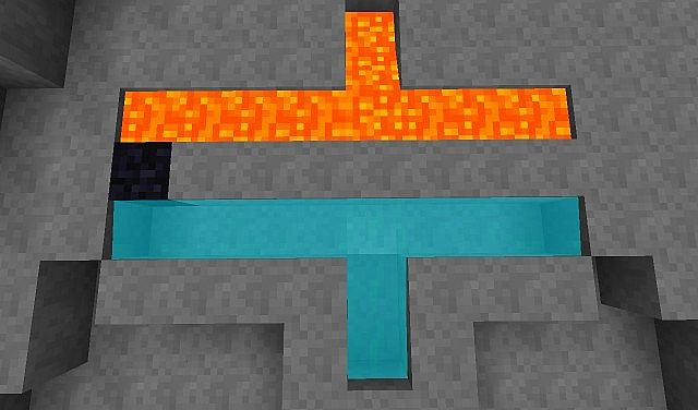 The New Lava with The New Water