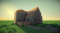 Farm House: 2 Minecraft Project