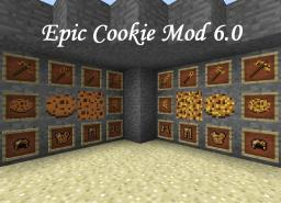Epic Cookie Mod 7.1 - *Update* Fixed Armor Texture Minecraft Mod