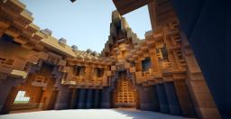 Double spleef arena (Medieval style) Minecraft Map & Project