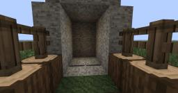 Piston inspiration world Minecraft Project
