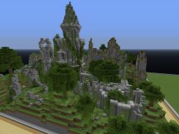 A Small Ruin Minecraft Project