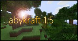 AbyKraft 1.5 (1.5.1 compatible), v.2 --with ANIMATED TEXTURES! Minecraft