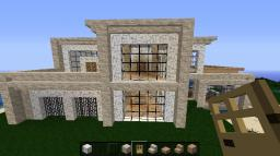 Japanese Modern Insparation Minecraft Map & Project