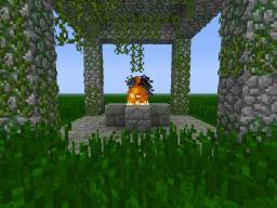 Mini Temple Speed Build Minecraft Map & Project