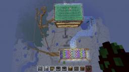 SkyFall Minecraft Map & Project