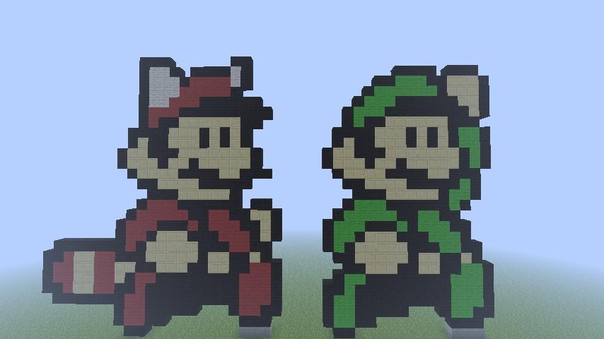 Minecraft Pixel Art Templates: Tails   Minecraft ...