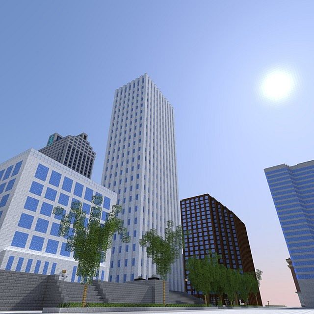 Largest Build ever Minecraft Project