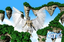 Arch Angel Minecraft Map & Project