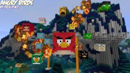 Frog2face's Angry Birds Texture Pack!     (1.7 Ready!) (The Original!) (25-06-2014!) (Updated By Justadoo444!) Minecraft Texture Pack