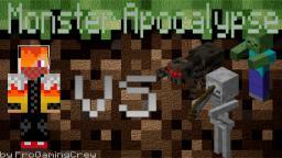 Monster Apocalypse(Levels)(CommandBlocks)(GodGear)(Difficulties) Minecraft Map & Project
