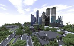 British Columbia Minecraft