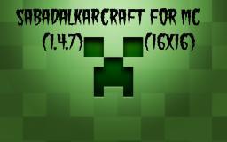FIGHTCraft [SaBaDalKaRCraft] 0.1 [1.4.7] Updated! Minecraft Texture Pack