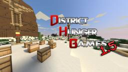 [1.5] District Hunger Games and XtremeCraft Minecraft Server
