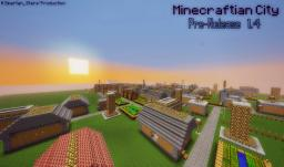 Minecraftian City (Pre-Release 1.4) Minecraft Map & Project